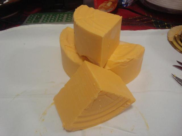Jamaican Cheddar Cheese