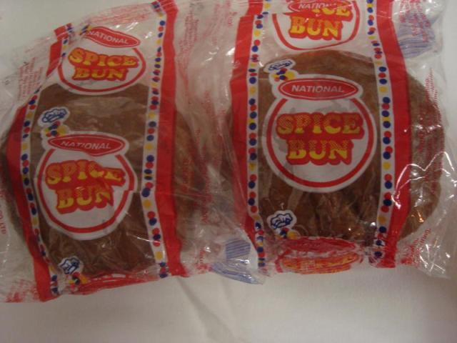 Jamaican Spice Bun