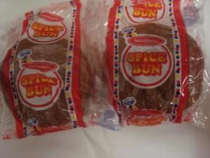 Jamaica small spice buns